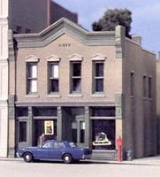 Design-Preservation Roadkill Cafe Kit N Scale Model Railroad Building #woo51200