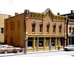 Design-Preservation Eriks Emporium Kit N Scale Model Railroad Building #woo51400