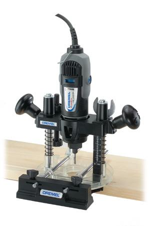 Dremel Mfg. Co. Plunge Router Attachment -- Power Tool Attachment -- #335