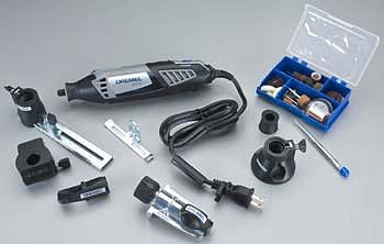 Dremel Mfg. Co. 4000 Series Vrbl Spd Rotary Tool (50 accys) -- Power Grinder Moto Tool -- #4000-6/50
