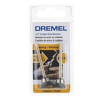 Dremel Clean/Polish Brush Wire 1/22p