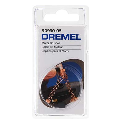 Dremel Mfg. Co. Motor Brushes (Type 1 and 2)