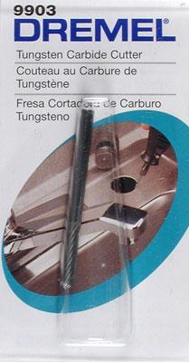 Dremel Tungsten Carbide Cutter Rotary Power Tool Cutting