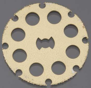 Dremel Mfg. Co. EZ Lock Carbide Cutting Wheel -- Rotary Power Tool Cut Off Wheel -- #ez544