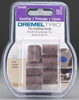 Dremel 60 Grit Band 1/2 (6) Power Sander Router Grinder Accessory #tr408