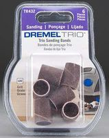 Dremel 120 Grit Band 1/2 (6) Power Sander Router Grinder Accessory #tr432