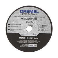 Dremel Metal Cutting Wheel Rotary Power Tool Cut Off Wheel #us510-01