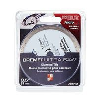 Dremel Ultra-saw Tile/diamond Blade Rotary Power Tool Saw Blade #us540-01