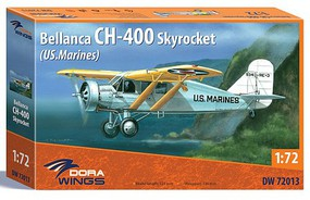 Dora 1/72 Bellanca CH400 Skyrocket Aircraft