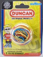 Duncan Multi-Colored String 5-Pack Yo-Yo Toy #3276mc