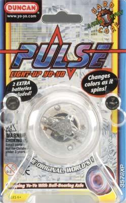 Duncan Toys Pulse Light Up Yo-Yo -- Yo-Yo Toy -- #3572xp