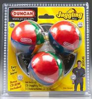Duncan Juggling Balls (3) Novelty Toy #3830jg