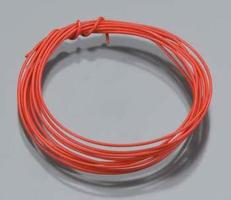 Detail-Master 2ft. Battery Cable Red Plastic Model Vehicle Accessory Kit 1/24-1/25 Scale #1402