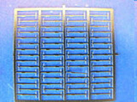 Detail-Master Valve Cover T-Bolts Plastic Model Vehicle Accessory Kit 1/24 Scale #2042
