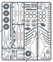 Detail-Master Interior Junk Plastic Model Vehicle Accessory Kit 1/24-1/25 Scale #2380