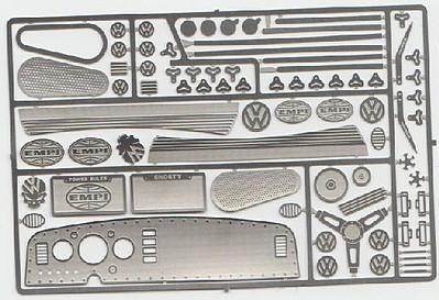 AMT 1//25 Volkswagen Beetle Superbug Gasser 1044 AMT