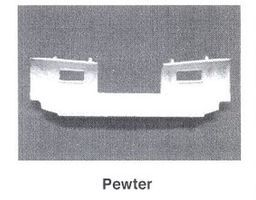 Details-West Snow Plow - Low Profile Type HO Scale Miscellaneous Train Part #342