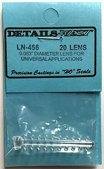 Details-West HO 0.083 Dia. Lens for Universal Model Applications (20)