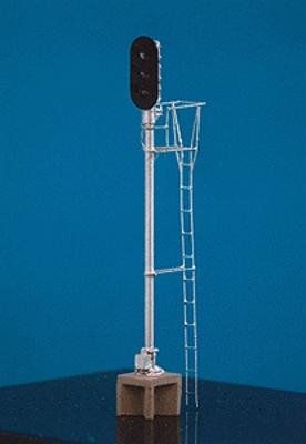 Details-West Style D Signal w/Visors - HO-Scale