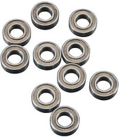 Dura-Trax Bearing 6x12mm (10)