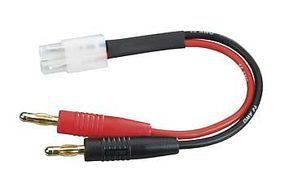 Dura-Trax Charge Lead Banana Plugs to Standard