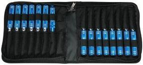 Dura-Trax 15-Pc Ultimate Tool Set w/Pouch