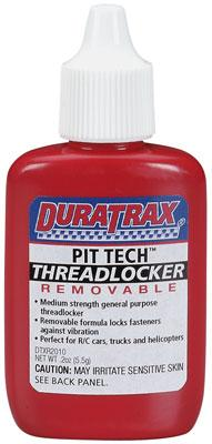 Dura Trax Pit Tech Threadlocker .2 oz