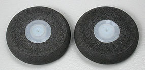Du-bro (bulk of 2) Mini Lite Wheels 1-1/4 (2)