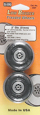 Du-bro Treaded Wheels 2 (2)