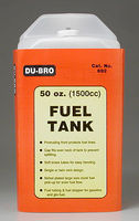 Du-bro Fuel Tank, 50 oz