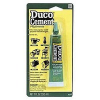 Duco (bulk of 6) Cement 1oz. Tubes