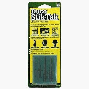 Duco Cement Stick Tak Adhesive 1oz.