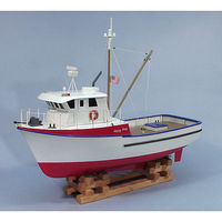 Dumas 24 Jolly Jay Fishing Trawler Boat Kit Wooden Boat Model Kit #1231