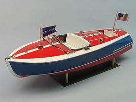 Dumas Chris Craft 16 Painted