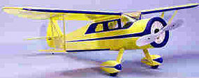 Dumas 35 Wingspan Waco ARE Wooden Aircraft Kit (suitable for elec R/C)