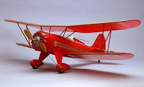 Dumas 35 Wingspan Waco YMF5 Wooden Aircraft Kit (suitable for elec R/C)