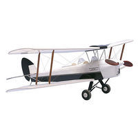 Dumas 35 Wingspan Tiger Moth Wooden Aircraft Kit (suitable for elec R/C)