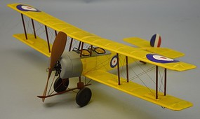 Dumas 18 Wingspan Avro 504 Rubber Pwd Aircraft Laser Cut Kit