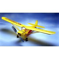 Dumas 30 Wingspan 7AC Champion Rubber Pwd Aircraft Laser Cut Kit