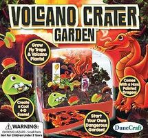 Dunecraft Volcano Crater Garden Bi-Level Combo Kit