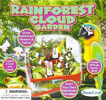 Dunecraft Rainforest Cloud Garden Bi-Level Combo Kit