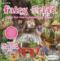 Dunecraft Fairy Triad Enchanted Garden Kit
