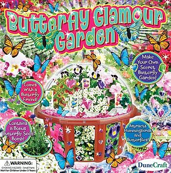 Dunecraft Butterfly Glamour Garden Kit