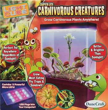Dunecraft Light Cube Carniverous Creatures
