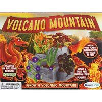 Dunecraft Volcano Mountain