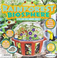 Dunecraft Rainforest Biosphere Kit