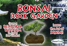 Dunecraft Bonsai Rock Garden Kit