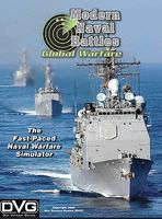 DVG Modern Naval Battles Global Warfare Game