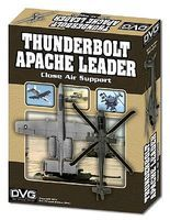 DVG Thunderbolt Apache Leader The Close Air Support Warfare Game