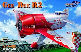Downtown-Deco 1/48 Gee Bee R2 Super Sportster Aircraft